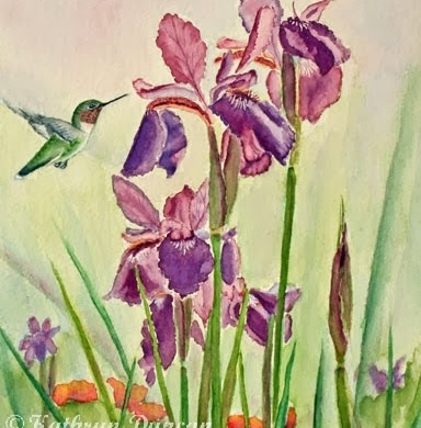 Wild Iris Nectar