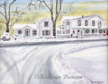 """Winter Holidays in Dixboro"""