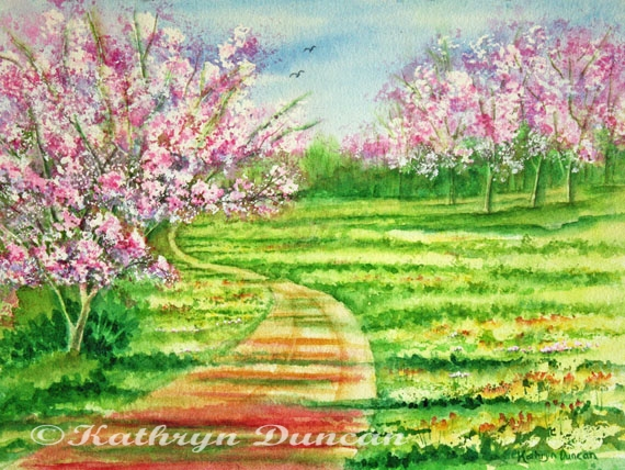 Cherry Blossoms Park