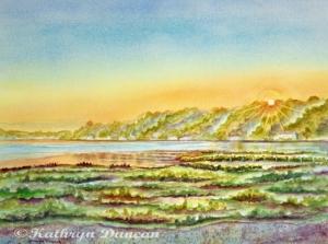 East Bay Sunrise