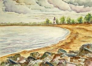 MI UP Lighthouse