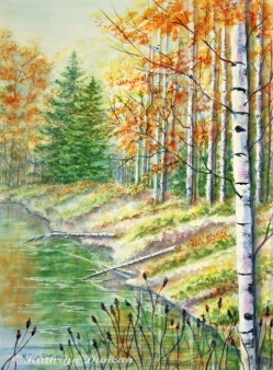 """Autumn Woods"""