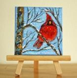 Cardinal - Winter