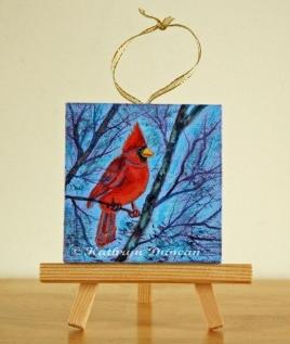 Cardinal - Early Spring